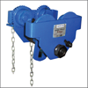 Geared Trolley - Lifting Gear Manufacturers