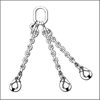 Chain Slings 3 Legs - Chain manufacturers